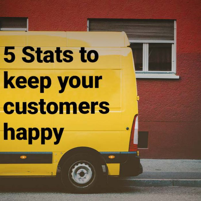 5 Stats You Should Know to Keep Your Customers Happy