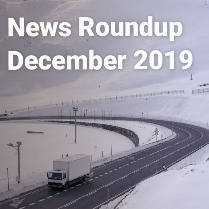 Bringoz December 2019 News Roundup