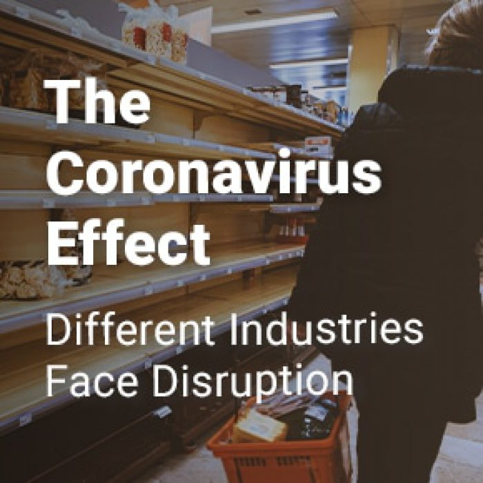 The Coronavirus Effect: Different Industries Face Disruption