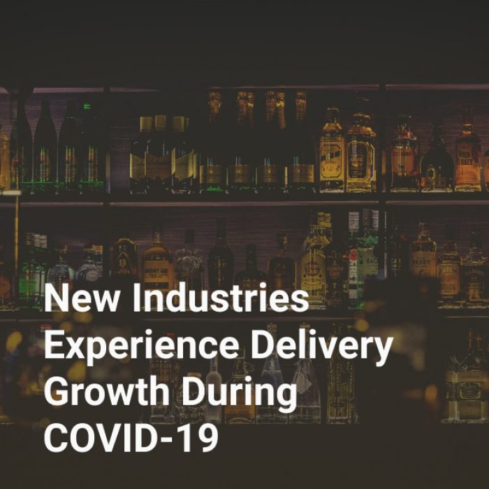 New Industries Experience Delivery Growth During COVID-19