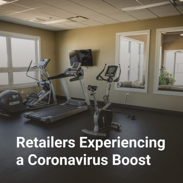 Retailers Experiencing a Coronavirus Boost