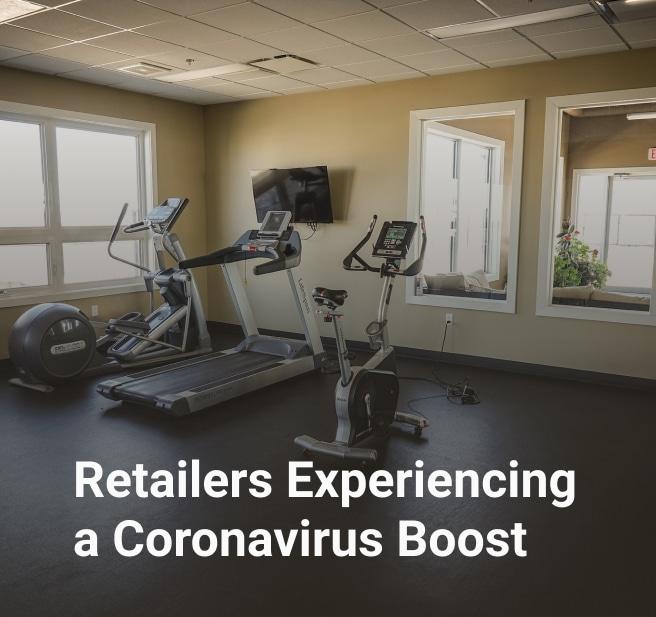 Retailers Experiencing a Coronavirus Boost