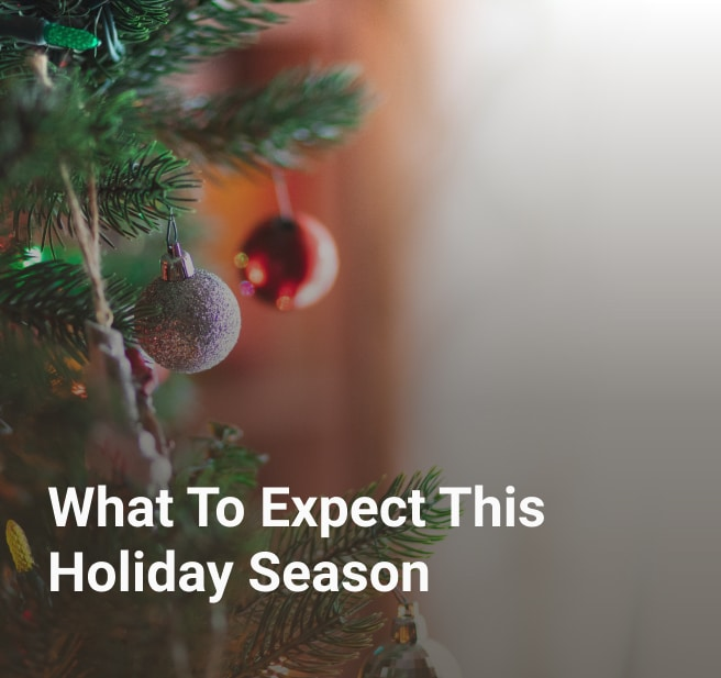 What To Expect This Holiday Season