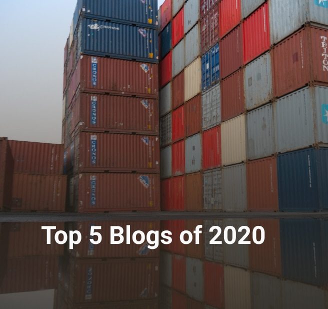 Top 5 Blogs of 2020