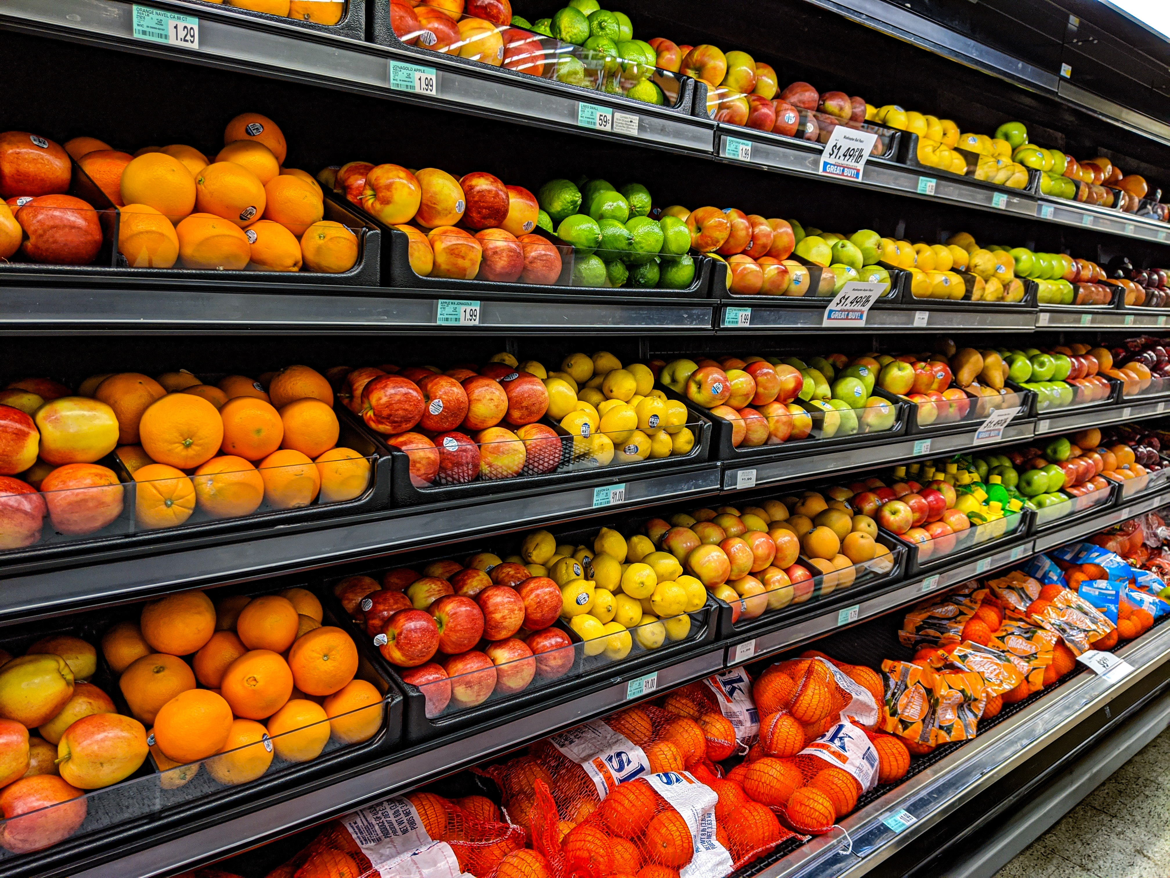 post pandemic grocery shopping habits sticking around