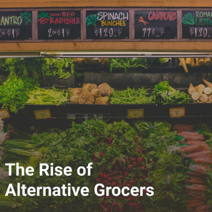 The Rise of Alternative Grocers
