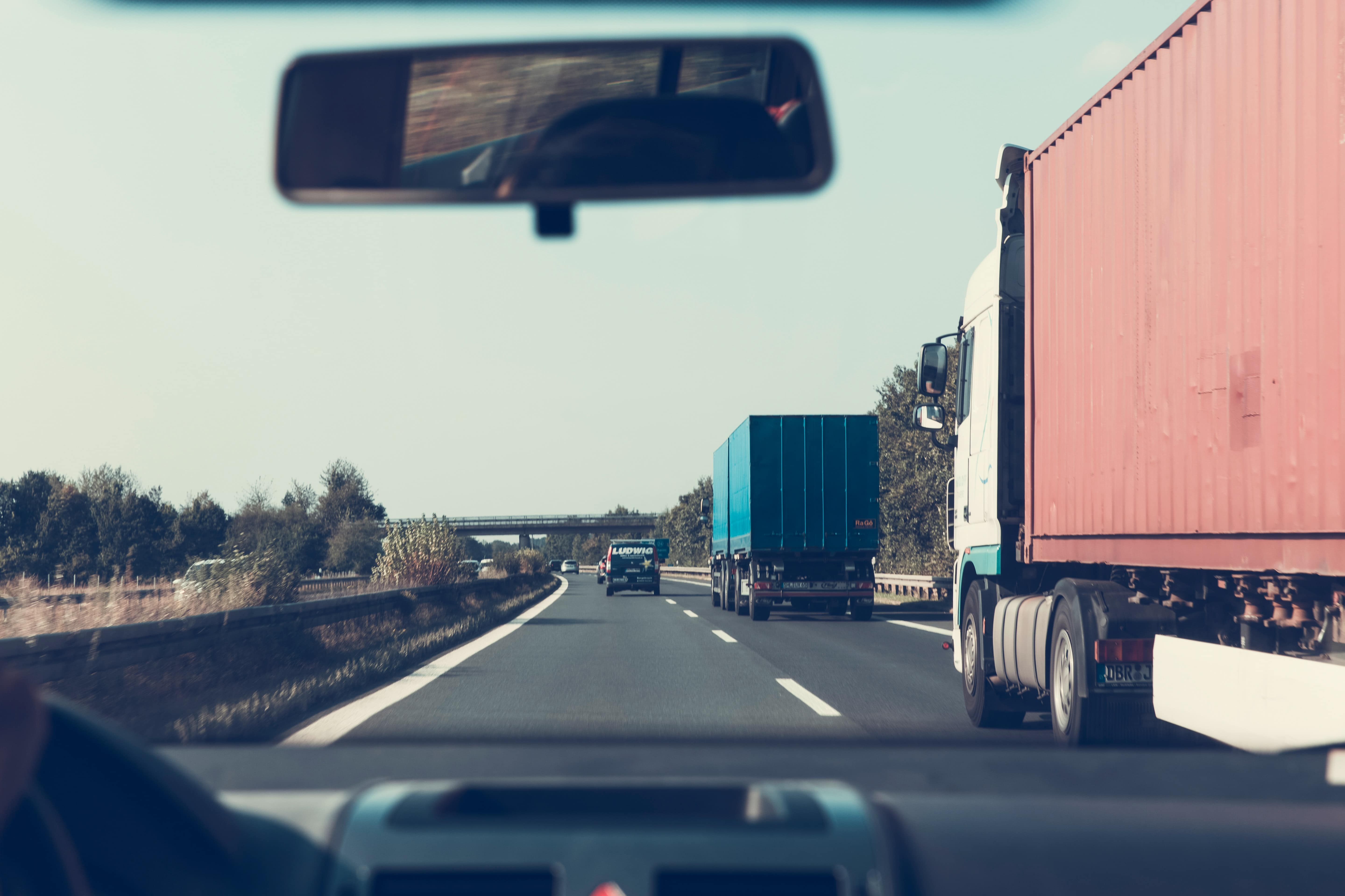the sustainability shift in logistics
