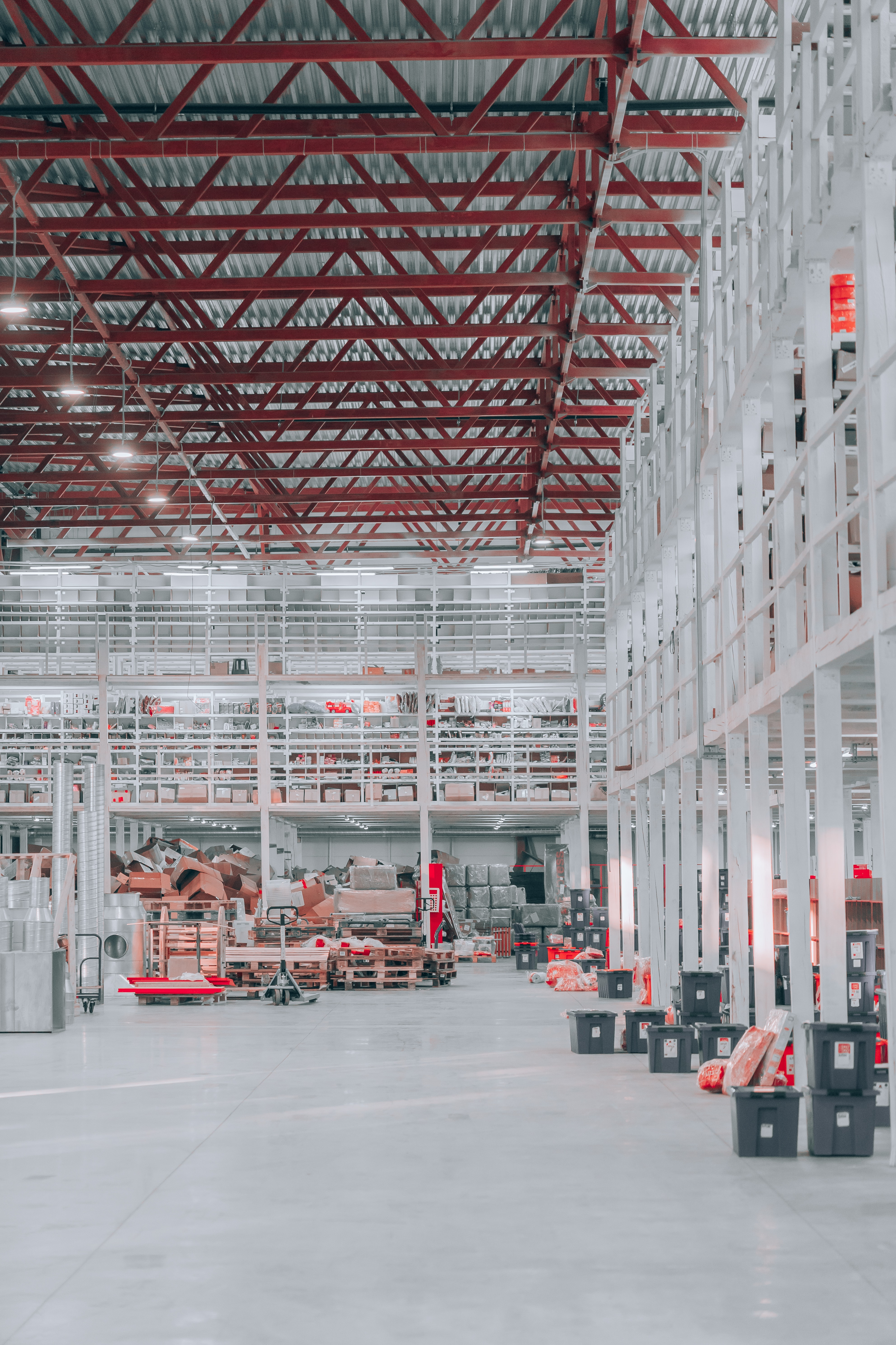 top supply chain and logistics investment trends